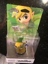 Nintendo Toon Link Zelda Amiibo Super Smash Bros Brothers Wear Dented Bubble