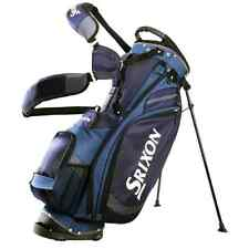 New Srixon Performance Golf Stand Bag Navy Blue