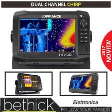 ECOSCANDAGLIO CARTOGRAFICO GPS LOWRANCE HDS 7 CARBON *DISPONIBILITA' MARZO 2017*