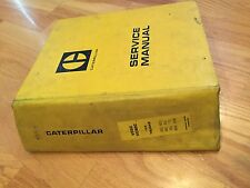 CATERPILLAR CAT LIFT TRUCK V55 VC60 FORKLIFT SERVICE MANUAL