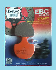 EBC FA094V Semi Pastillas de Freno Sinterizadas Delanteras Harley Davidson Dyna