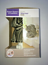 Better Homes and Gardens Accent Wax Warmer Elephant - NEW