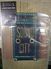 SOUND CITY DVD NEW & SEALED - FAST SHIPPING