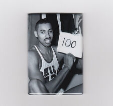 WILT CHAMBERLAIN / 100 - POSTER MAGNET (sixers photo costacos nike jersey lakers