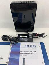 Netgear N900 WNDR4500 R4500 Wireless Dual Band Gigabit Router
