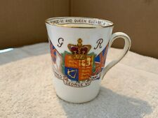 Hammersley George Vi Coronation Mug 1937