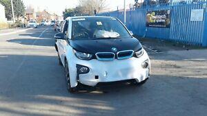 2017 BMW i3  - 94ah - BONNET BADGE - breaking