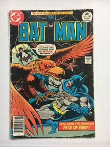 Batman 288 Good- 1977 DC Comic Penguin