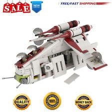 MOC-35919 Republic Gunship based Set 75021 Star Wars Building Blocks Toy Bricks