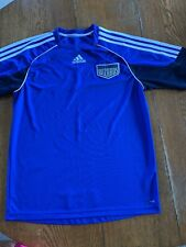 ADIDAS Kansas City Wizards MLS Soccer Jersey  Men's Medium -EUC