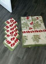 Handmade Floral & Nature Rectangular Tablecloths