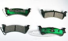 Disc Brake Pad Set-Ceramic Pads Rear Tru Star fits 95-98 Jeep Grand Cherokee
