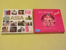 Beginners Guide to Asia & Bollywood Beats 2 Albums 6 CDs Folk Dub ft Jah Wobble