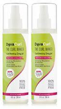 DevaCurl The Curl Maker Spray Gel 8 oz Pack of 2