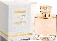 2015! Boucheron Quatre Women Eau de Parfum Spray 3.3 oz, bnib sealed