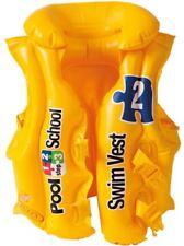 Childrens Inflatable Float Swim Jacket Vest Age 3-6