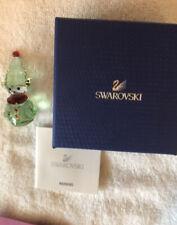 Swarovski Crystal Santa's Helper