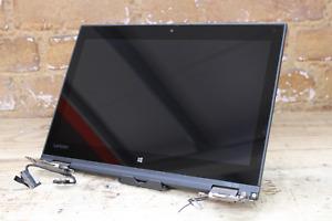Lenovo ThinkPad Yoga 260 12.5 1366x768 HD LED LCD Touch Screen & Bezel Assembly