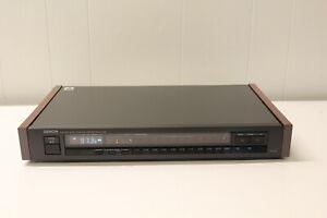 Denon TU-600 AM FM Stereo Tuner HIGH QUALITY GOOD SOUND