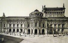 Pierre Lampué Vue de l'Opéra Garnier Paris Héliogravure XIXème