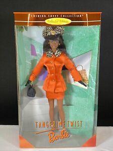 Tangerine Twist Barbie Doll Fashion Savvy Collection by Mattel 1997
