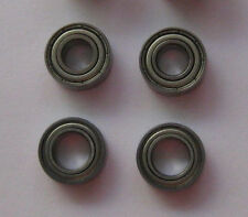HD SPEED PLAY X-1, X-2 PEDAL REBUILD KIT - 4 BALL BEARINGS
