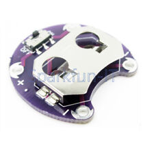 NEW LilyPad Coin Cell Battery Holder CR2032 Mount Module Compatible For Arduino