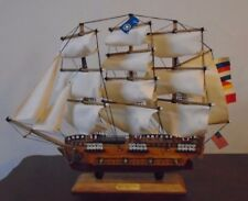 """U.S.S. Constitution - 14"""" Heritage Tall Ships of the World Collection SH15 USS"""