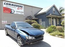 "VY S PAC UTE V6 5 SPEED MANUAL LOW KMS 19"" ALLOYS TUB LINER TWIN EXHAUST HSV SS"
