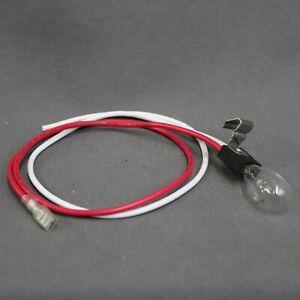 Ventline Replacement RV Range Hood Light Socket & Bulb 12V BCB0267-02