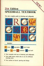 B000FA7E7W Speedball Textbook The Only Complete Guide to Lettering and Calligra