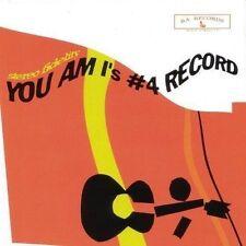 No.4 Record 2005 You Am I CD