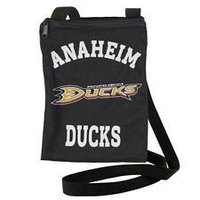 """Anaheim Ducks Game Day Pouch Purse Tote Bag 9"""" X 6"""" Bag Size NWT Rare"""