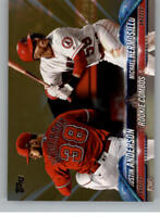 2018 Topps Update Series Gold Parallel Pick From List US1-US150 /2018