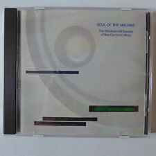 CD/ Soul of the Machine - The Windham Hill Sampler of New Electronic Music /1987