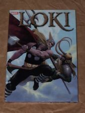 Loki - HC - Factory Sealed - NM - Rob Rodi/Esad Ribic - Marvel