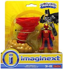 NEW Imaginext Red Tornado (DC Super Friends)