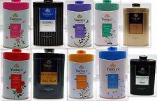Yardley London Talcum Powder 100 gms English Rose Gold Gentleman Jasmine Tin Box