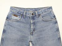 Wrangler Texas Mens Blue  Classic Fit, Straight  Jeans  W32 L34 (26100)