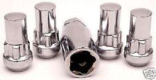 4 Pc CHEVY SILVERADO 1500 CUSTOM WHEEL LOCKS LOCKING LUGS 14m x 1.50 # AP-20905L