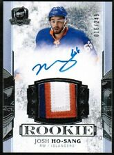 2017 18 UD The Cup Josh Ho-Sang Auto Patch Rookie Rc /249 3 Colors