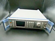 Rohdeampschwarz Signal Generator Modelsmb100m9khz 22ghz In Excellent Condition