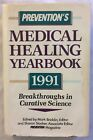 Vintage Prevention's Medical Healing Yearbook 1991 Hardcover Book Medicine