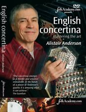 More details for english concertina mastering the art by alistair anderson dvd