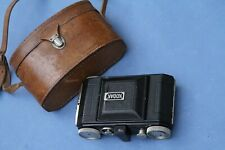 Superb Condition KODAK RETINA I - First Model Type 117 – In Coffin Case
