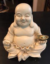 "Decorative Budda Statue 5"" tall New: NO RETAIL PACKAGING"
