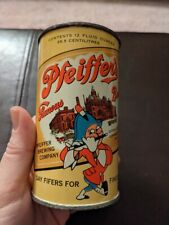 New listing Pfeiffers Famous Beer can Empty