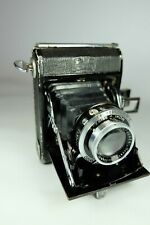 Old Vintage ZEISS IKON IKONTA 520 Folding Camera With Novar Lens