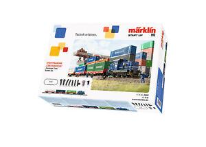 """Märklin 29452  Märklin Start up - Startpackung """"Containerzug"""".  Neuware"""