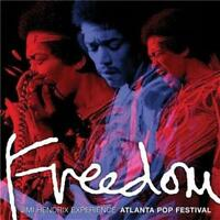 THE JIMI HENDRIX EXPERIENCE Freedom Atlanta Pop Festival 2CD BRAND NEW